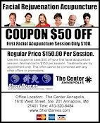 Acupuncture Face Lift Maryland